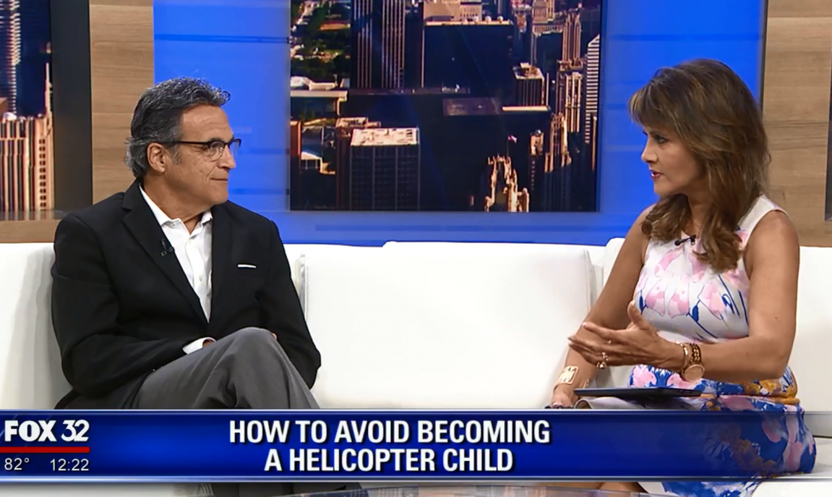 "How to Avoid Becoming a ""Helicopter Child"""