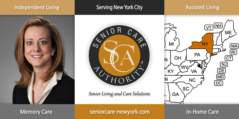 Senior Care Authority - New York Launches New Website