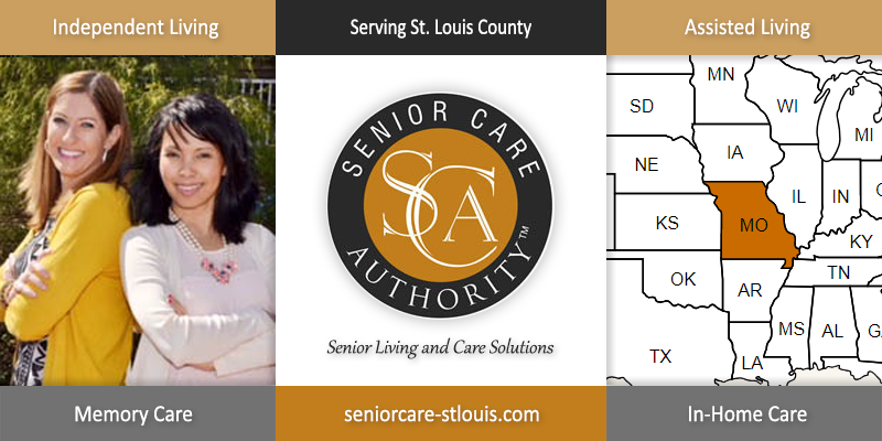 Senior Care Authority, St. Louis Launches New Website